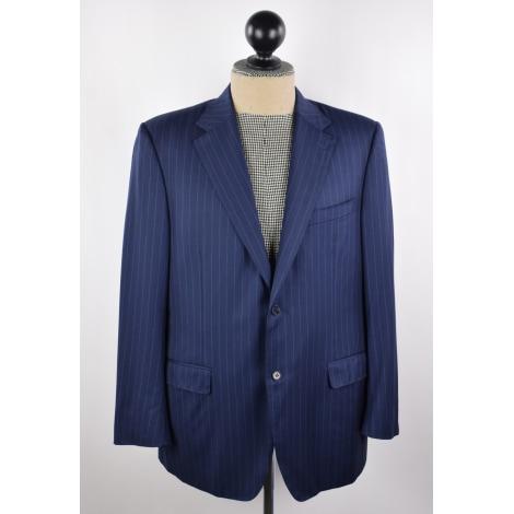 Veste de costume CANALI Bleu, bleu marine, bleu turquoise