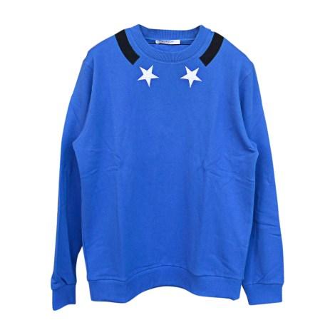 Sweat GIVENCHY Bleu, bleu marine, bleu turquoise