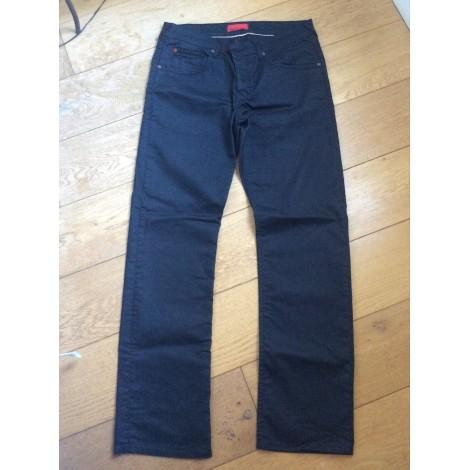 Jeans droit CELIO Noir