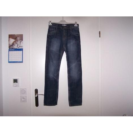 Straight Leg Jeans GÉMO Blue, navy, turquoise