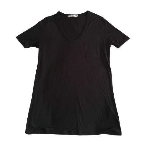 Top, tee-shirt T BY ALEXANDER WANG Noir