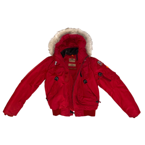 Down Jacket PARAJUMPERS Red, burgundy
