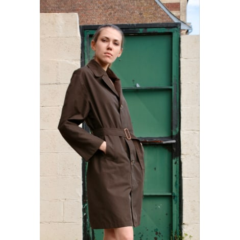 Imperméable, trench VINTAGE Marron