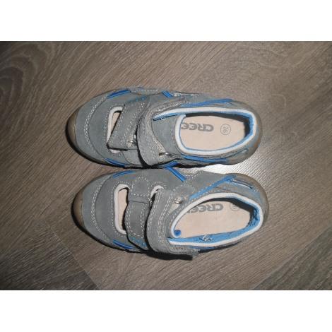 chaussures scratch creeks 26 gris 1126140. Black Bedroom Furniture Sets. Home Design Ideas