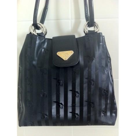 ba7933309f1f6 Leather Handbag MAISON MOLLERUS black - 1187923