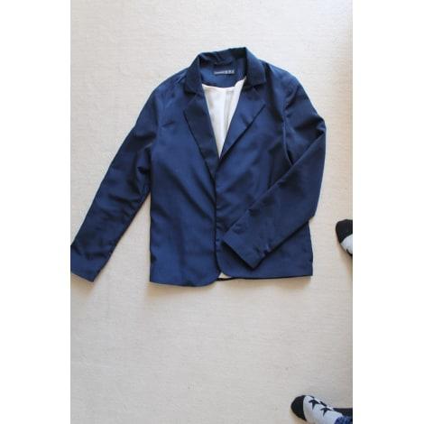 blazer veste tailleur primark 38 m t2 bleu 1280579. Black Bedroom Furniture Sets. Home Design Ideas