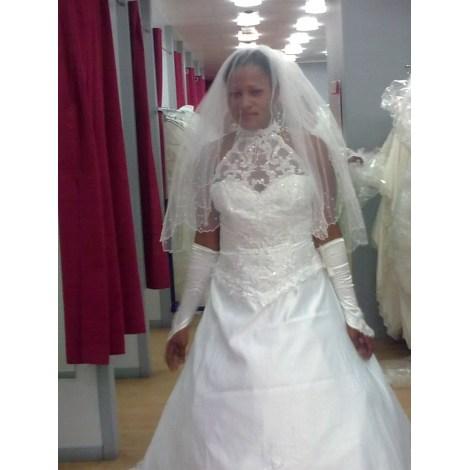 Robe mariage petite fille tati