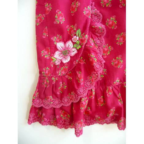 Robe CATIMINI Rose, fuschia, vieux rose