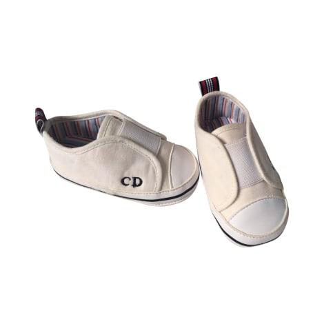 Sneakers BABY DIOR White, off-white, ecru