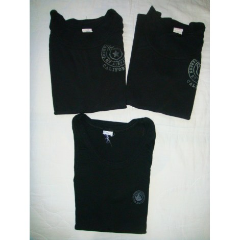 maillot de corps lot de marques 13 14 ans noir 1715818. Black Bedroom Furniture Sets. Home Design Ideas