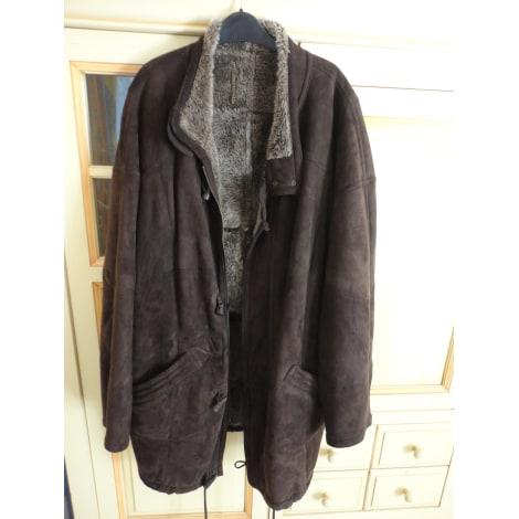 Cappotto in pelliccia STRIWA 56 (XL) marrone ottimo stato venduto da ... 325243e991e
