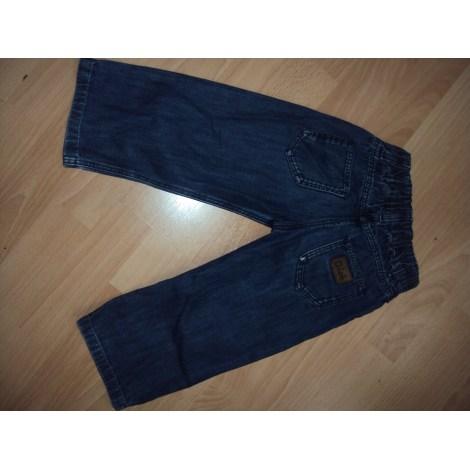 Straight Leg Jeans CHLOÉ Blue, navy, turquoise