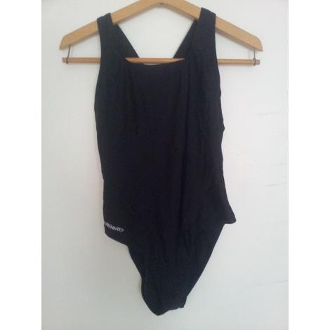 maillot de bain natation d cathlon 36 s t1 noir 1812128. Black Bedroom Furniture Sets. Home Design Ideas