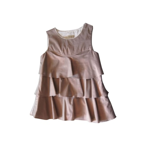 Dress BURBERRY Beige, camel