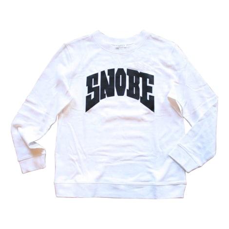 Sweat-Kleidung CLAUDIE PIERLOT Weiß, elfenbeinfarben