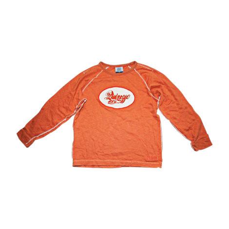 tee shirt serge blanco 9 10 ans orange 2069810. Black Bedroom Furniture Sets. Home Design Ideas