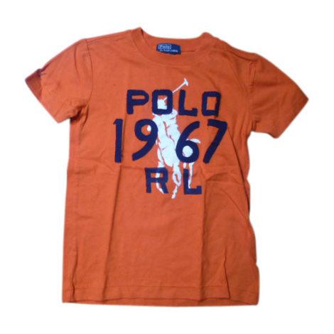 T-shirt RALPH LAUREN Orange