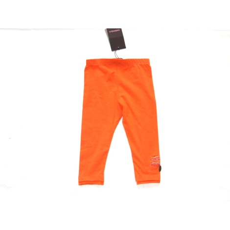 Pantalon CATIMINI Orange