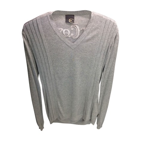Pull JUST CAVALLI Gris, anthracite