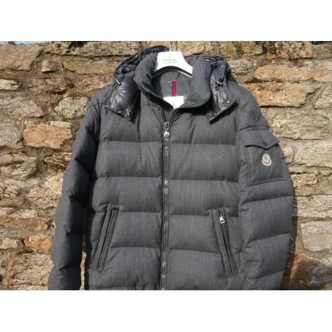 Doudoune MONCLER 48 (M) gris vendu par Laurent 954 - 2237566 ff92b7303d0