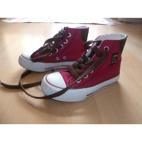 Sneakers ELIANE ET LENA Red, burgundy
