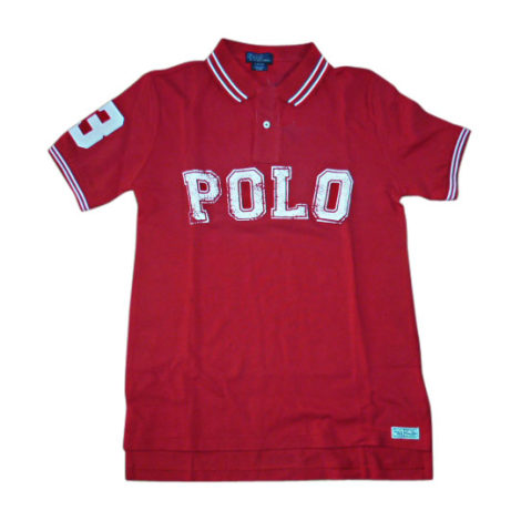 Polo RALPH LAUREN Red, burgundy