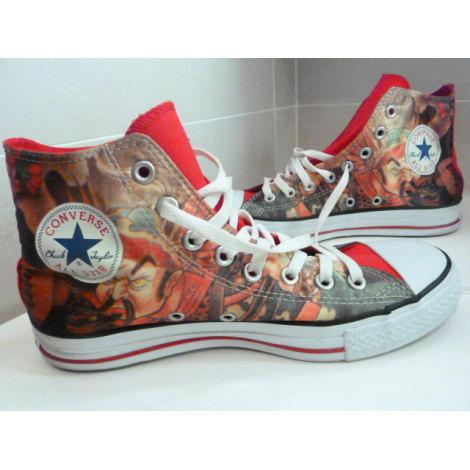 Converse De Chaussures Sport 40 2642168 Multicouleur nw0OPX8k