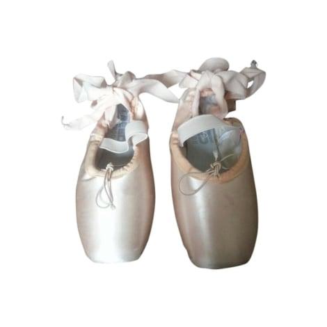 chaussures de danse freed of london professional 37 rose vendu par catherine 13110773 2735391. Black Bedroom Furniture Sets. Home Design Ideas