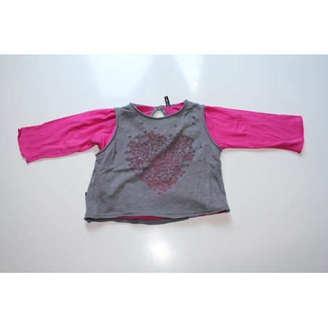 Top, tee shirt LEVI'S Rose, fuschia, vieux rose