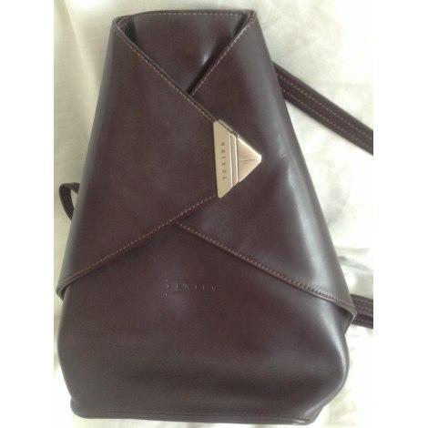 zaino texier marrone vendu par d 39 irina 4244059 2802799. Black Bedroom Furniture Sets. Home Design Ideas