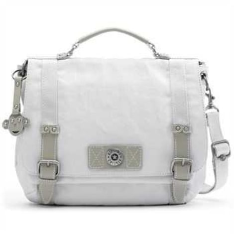 how to clean white kipling bag