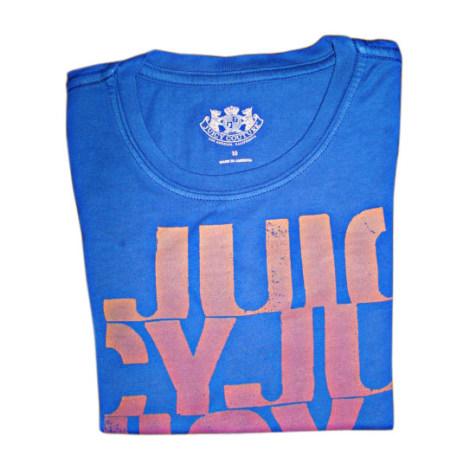 Top, Tee-shirt JUICY COUTURE Bleu, bleu marine, bleu turquoise