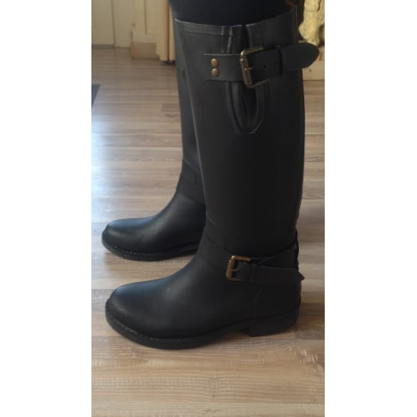 modernes Design Qualitätsprodukte weich und leicht Rain Boots COLORS OF CALIFORNIA 36 black - 2991942