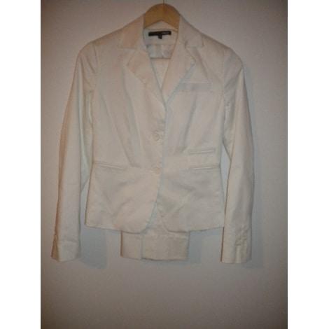 Tailleur pantalon ETAM Blanc, blanc cassé, écru