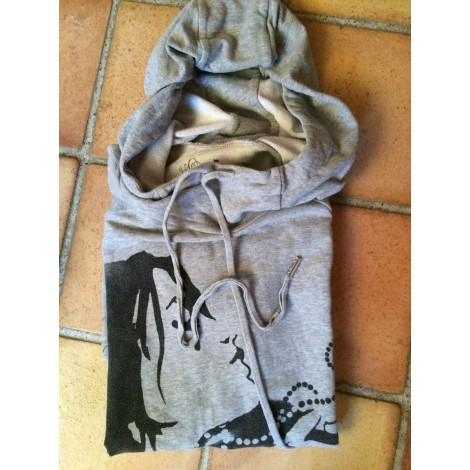 Sweat FORNARINA Gris, anthracite