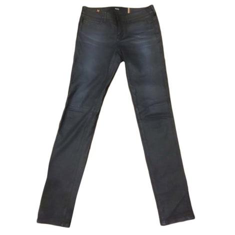 Pantalon droit NOTIFY Noir