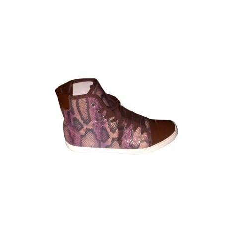 Sneakers LANVIN Animal prints