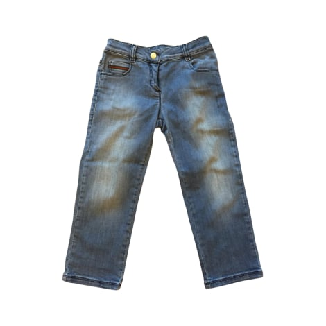 Straight-Cut Jeans  GUCCI Blau, marineblau, türkisblau