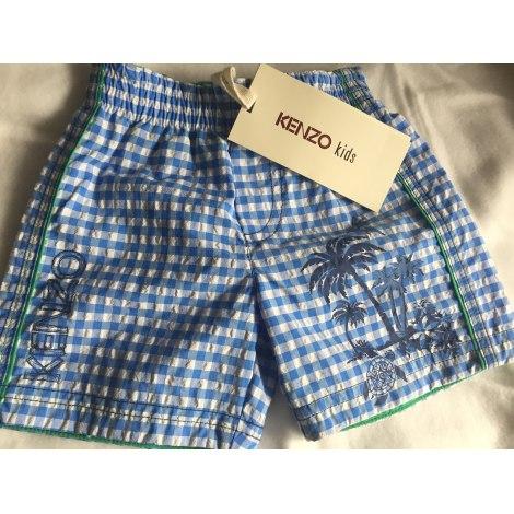 Swim Shorts KENZO Blue, navy, turquoise