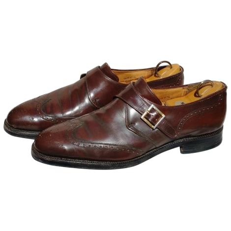 chaussures boucles church 39 s 44 5 marron vendu par taziqui 3545621. Black Bedroom Furniture Sets. Home Design Ideas