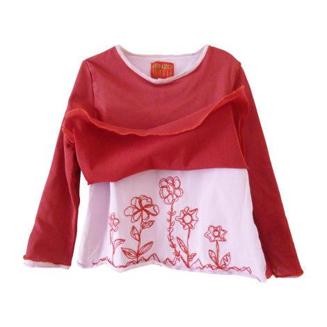 Top, T-shirt KENZO Multicolore