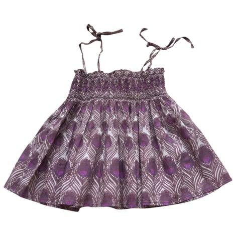 Blusa BONPOINT Viola, lilla, lavanda