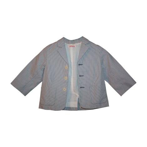 Jacke CACHAREL bleu et blanc