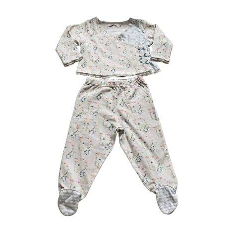 Completo pantaloni BABY DIOR Blu, blu navy, turchese
