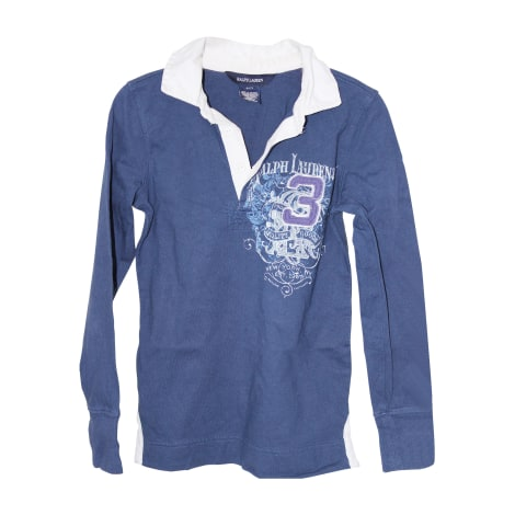 Polo RALPH LAUREN Blu, blu navy, turchese