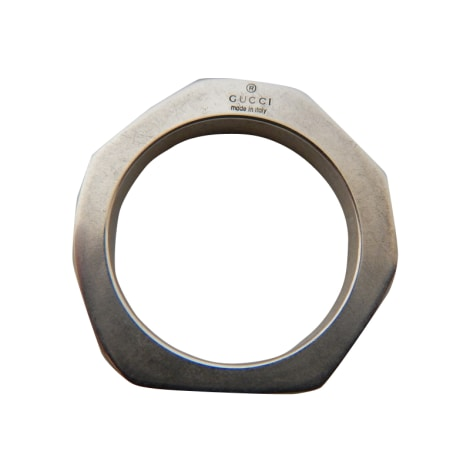 Ring GUCCI Argent