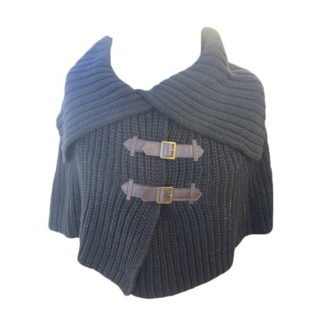 Cape comptoir des cotonniers taille unique noir vendu par sosso 480694 3708738 - Cape comptoir des cotonniers ...