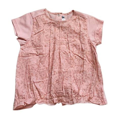 Blusa BABY DIOR Rosa, fucsia, rosa antico