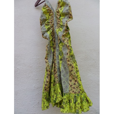 Robe dos nu ONE STEP Multicouleur