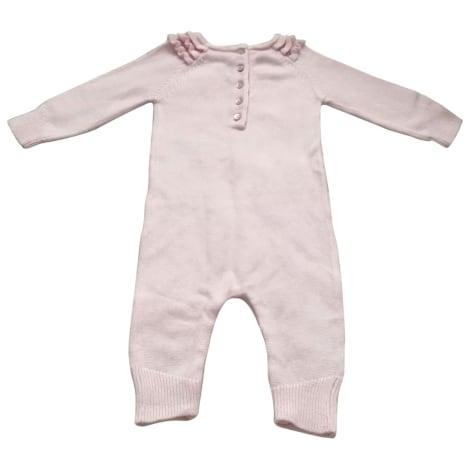 Completo pantaloni BABY DIOR Rosa, fucsia, rosa antico